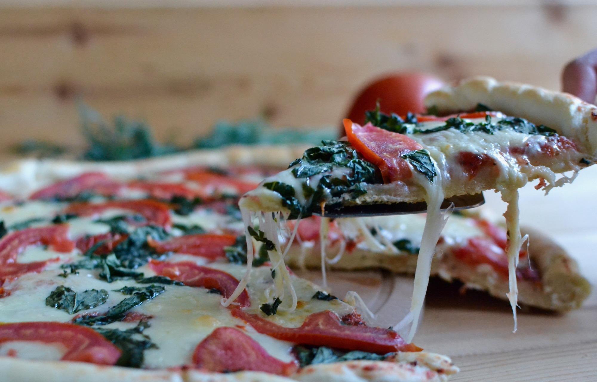 Тесто для пиццы - Оранжевый мармелад