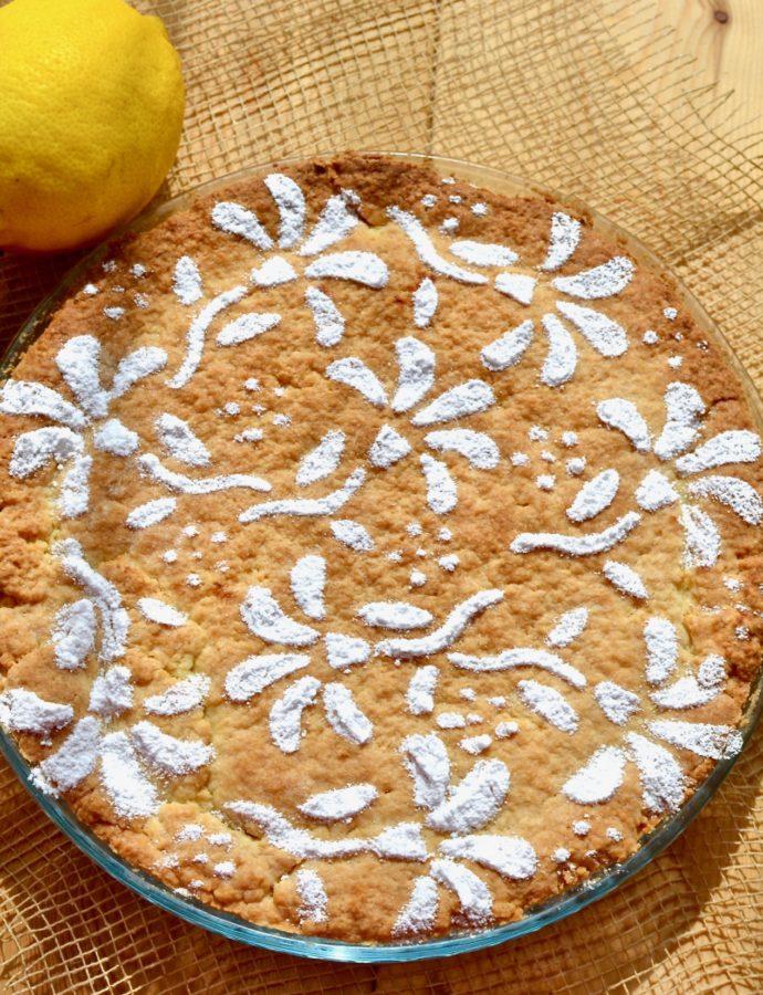 Лимонный пирог «Анковский»