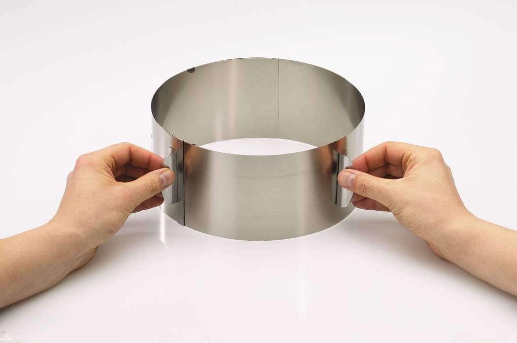 Как использовать кольцо для выпечки